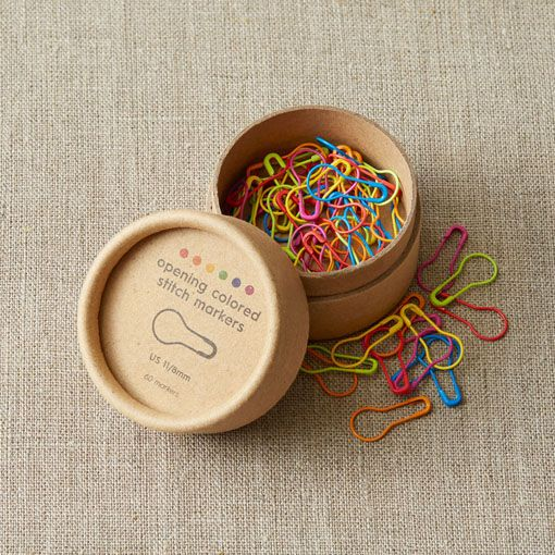 CocoKnits Colored Opening Stitch Markers