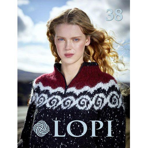 Ístex Lopi Book #38