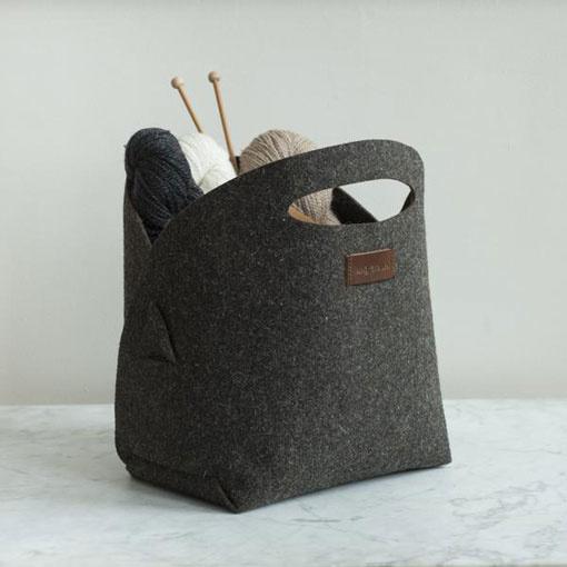 Twig & Horn Twig & Horn Origami Yarn Basket