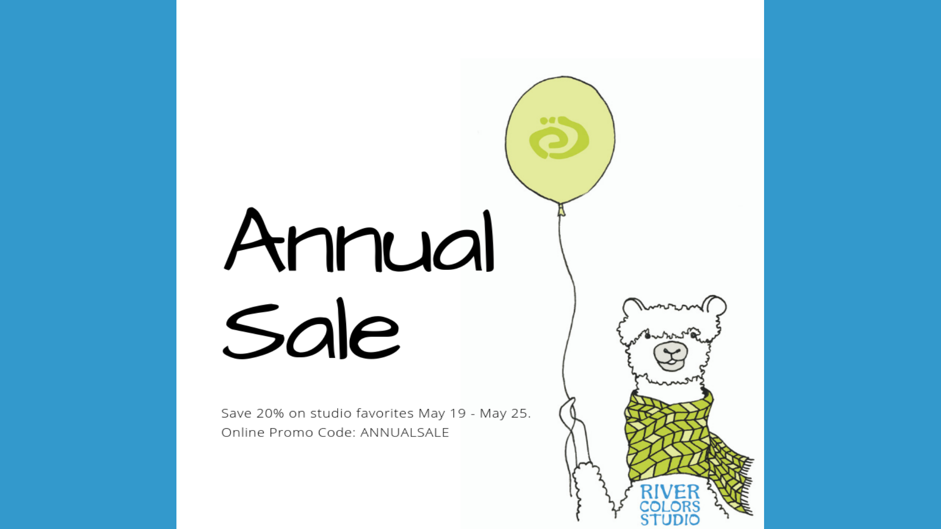 Annual Sale 2019