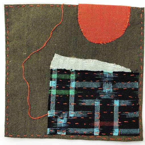 River Colors Studio Sold Out - Stitching a Poetic Line