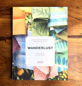 Modern Daily Knitting Field Guide No. 11: Wanderlust