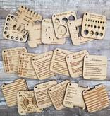 Katrinkles Katrinkles Mix and Match Mini Tools