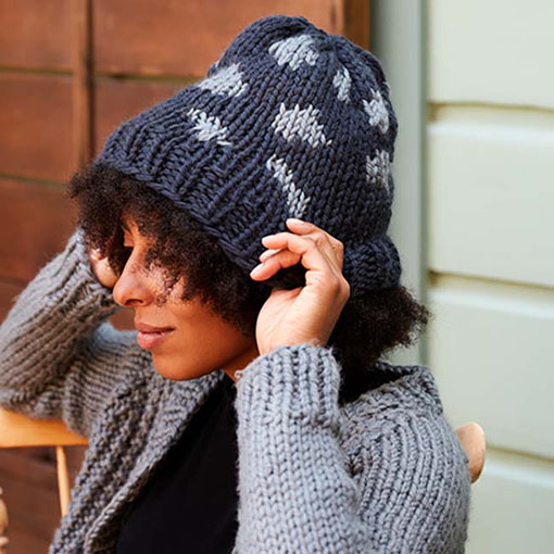 Modern Daily Knitting MDK Field Guide No. 12: Big Joy