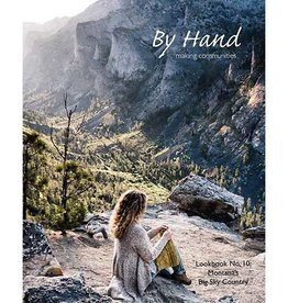 By Hand By Hand No. 10, Montana's Big Sky Country
