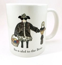 Knitbaahpurl Baaahd to the Bone 15oz Mug