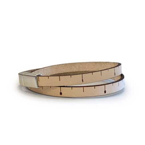 Thin Line Wrist Ruler