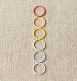 CocoKnits CocoKnits Jumbo Colored Ring Stitch Markers