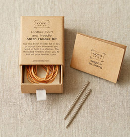 CocoKnits Leather Cord & Needle Kits
