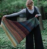 Drea Renee Knits Nightshift Shawl Pattern
