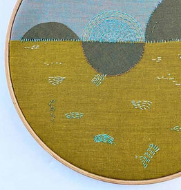 River Colors Studio Stitching a Poetic Line -NEW February Class added