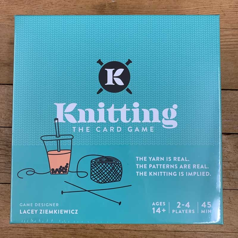 Moonrover Games Knitting - the Card Game