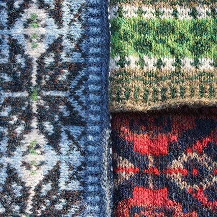 River Colors Studio Learn To Knit Fair Isle Style Weekend