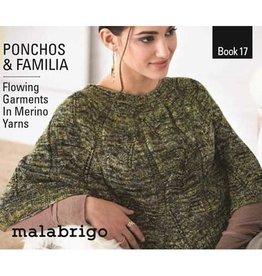 Malabrigo Malabrigo Book 17 - Ponchos & Familia