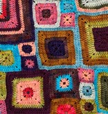 River Colors Studio Babette Blanket