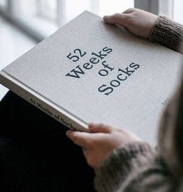 Laine Publishing 52 Weeks of Socks (preorder)