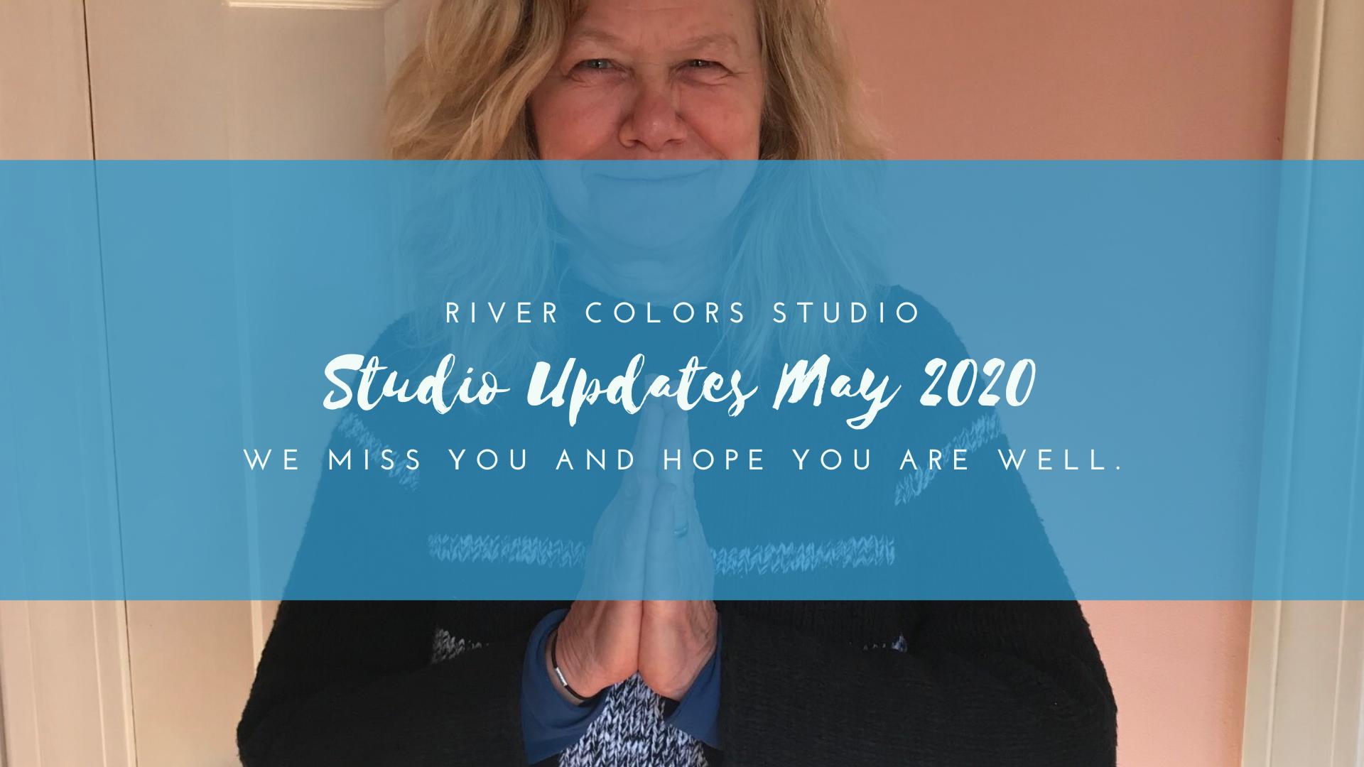 Studio Updates for May 2020