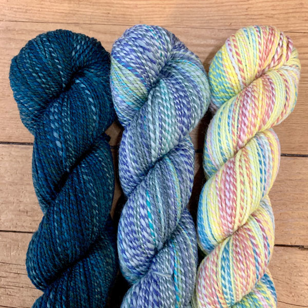 Spincycle Yarns The Shift Yarn Bundle
