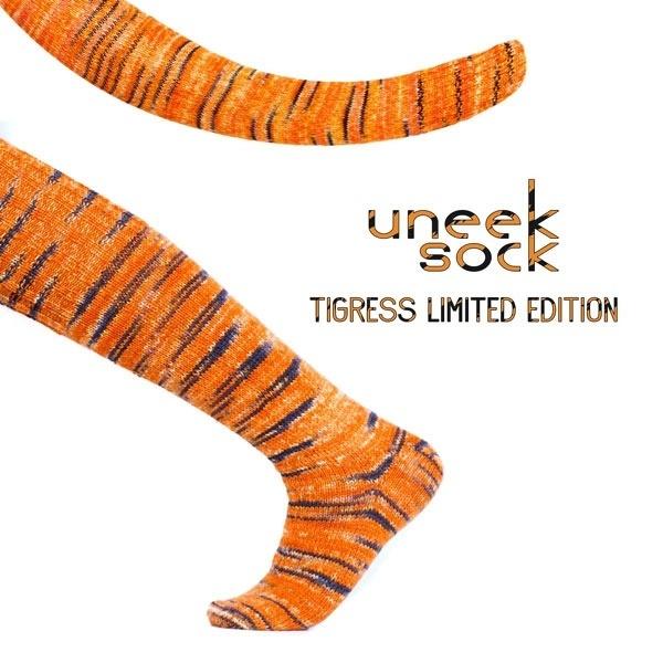 Urth Uneek Sock Tigress Limited Edition