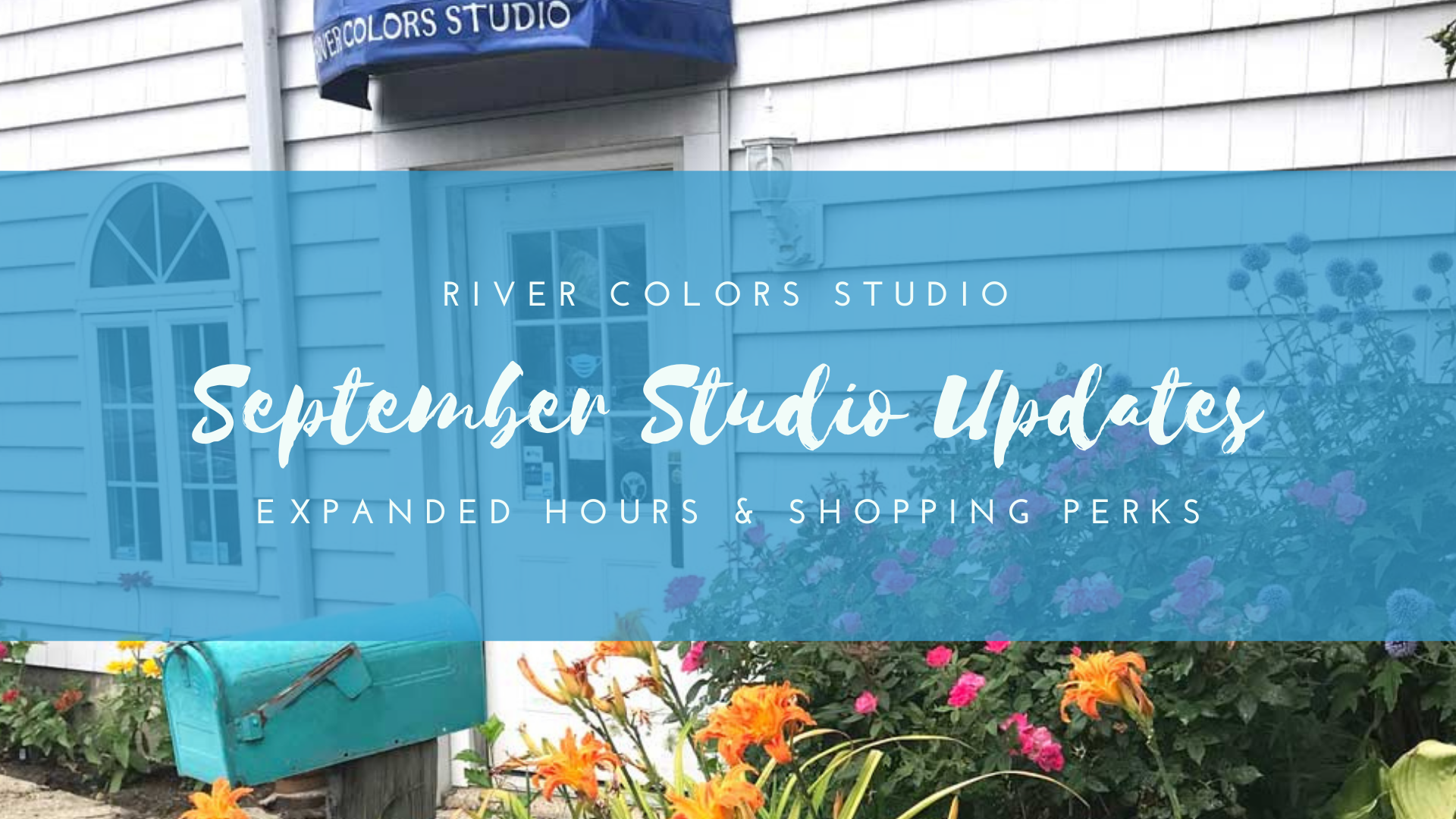 September Studio Updates