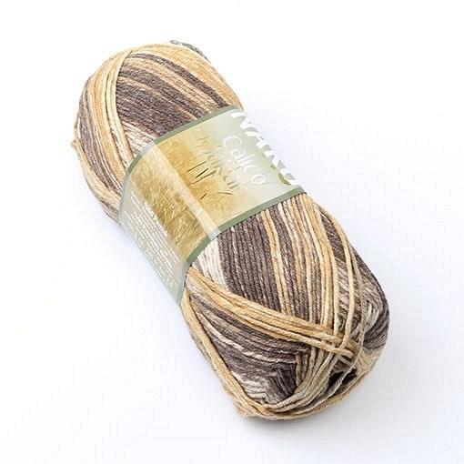 Plymouth Yarn Co. Nako Calico Jakar