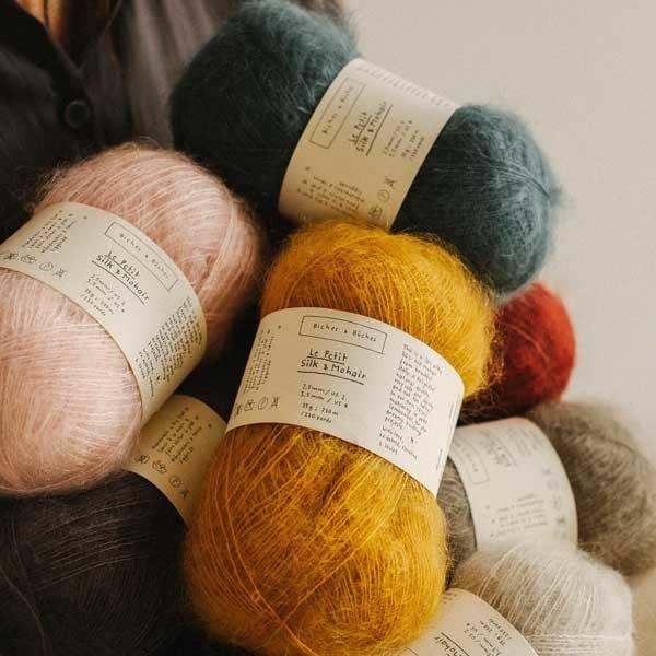 Biches & Buches Biches & Buches Le Petit Silk & Mohair