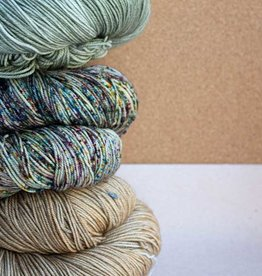 Malabrigo Malabrigo Sock Temperance Shawl Kit