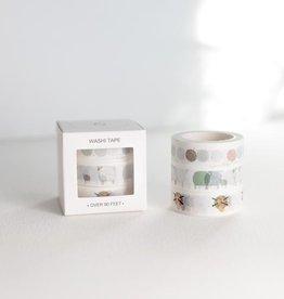 Twig & Horn Washi Tape Bundle
