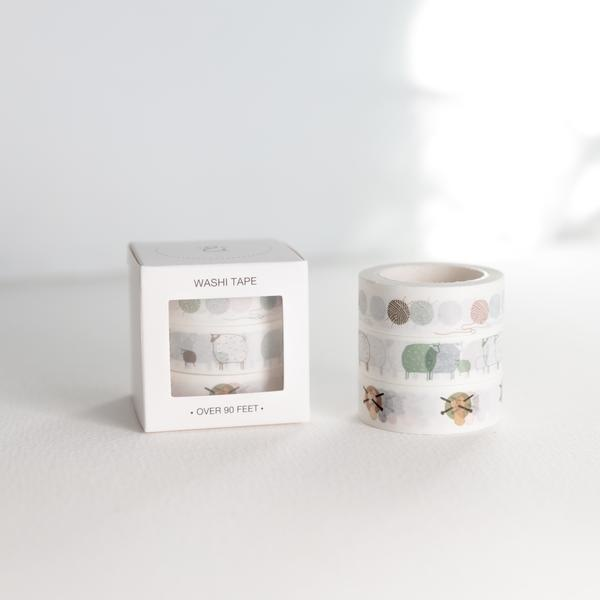 Twig & Horn Twig & Horn Washi Tape Bundle