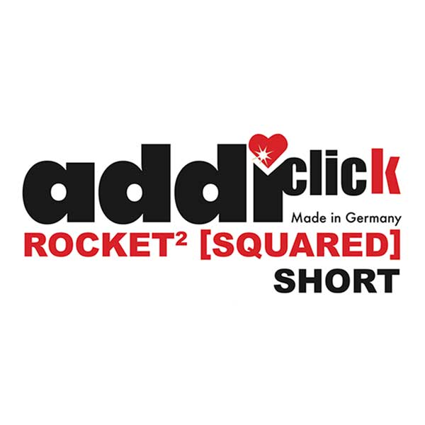 Addi addiClick Short Rocket² [squared] Set