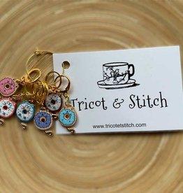 Tricot & Stitch Chatbeignet Markers Set