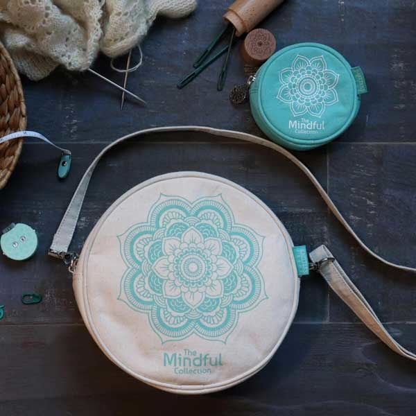 Knitter's Pride Mindful Collection Twin Circular Bags