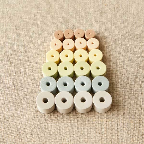 CocoKnits CocoKnits Earth Tone Stitch Stoppers