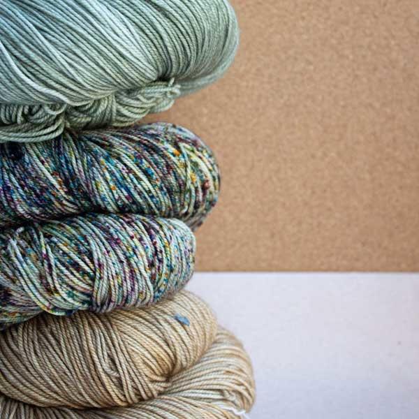 Malabrigo Temperance Shawl Yarn Bundle