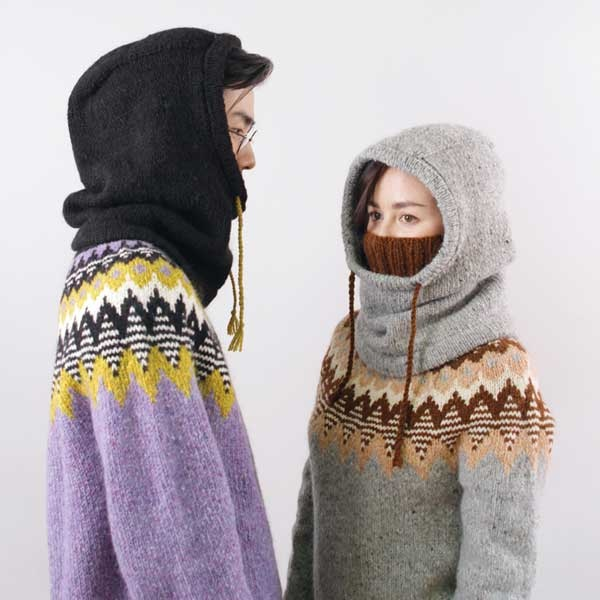 Pom Pom Publishing Moon & Turtle: Knitting Patterns With Variations