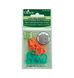 Clover 353 Locking Ring Markers