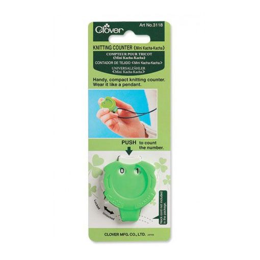 Clover Clover 3118 Mini Knitting Counter