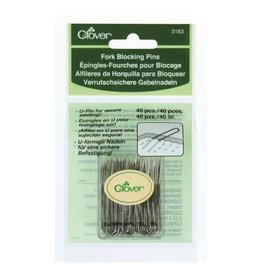 Clover 3163 Fork Blocking Pins