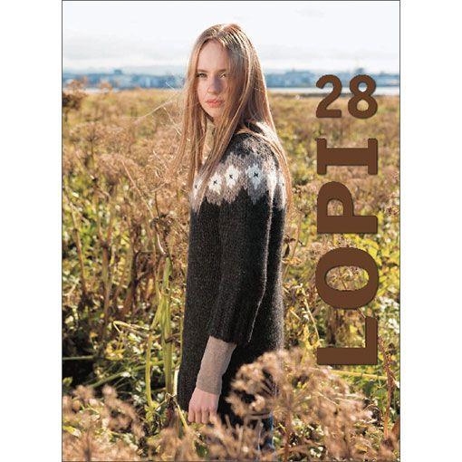 Ístex Istex Lopi Book #28