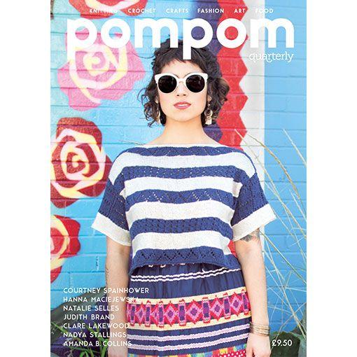 Pom Pom Publishing Pompom Quarterly, Issue 13: Summer 2015