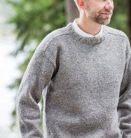 Churchmouse Saddle-Shoulder Men's Pullover