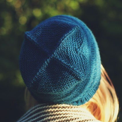 Drea Renee Knits Drift Hat