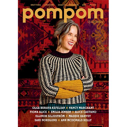 Pom Pom Publishing Pompom Quarterly, Issue 22 : Autumn 2017