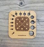 Katrinkles Katrinkles Crochet Hook Gauge