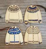 Katrinkles Katrinkles Sweater Ornaments