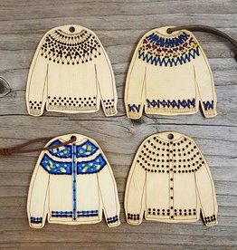 Katrinkles Sweater Ornaments