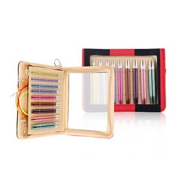Knitter's Pride Zing Deluxe Interchangeable Set