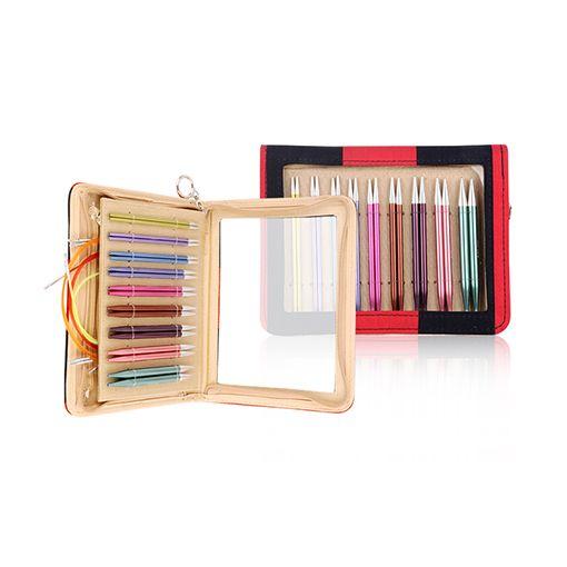 Knitter's Pride Knitter's Pride Zing Deluxe Interchangeable Set