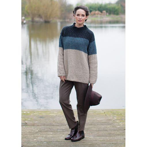 Rowan Rowan Cashmere Tweed Pattern Booklet