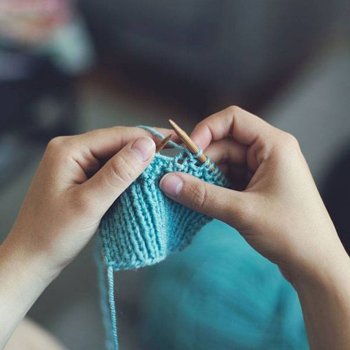 River Colors Studio Confidence Building Knit Clinic